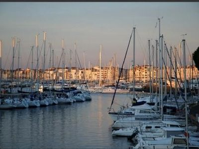 Photo for Cap d'Agde Studio 2/4 people - near beach + parking + terrace