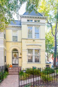 118 Year Old House Near H Street, Museums, Metro, and Restaurants Galore