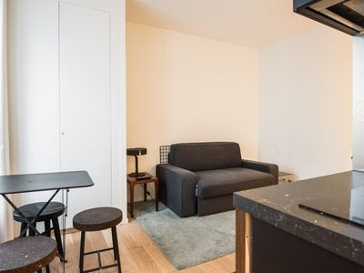 Photo for Charming 30sqm flat - Faubourg Saint Martin