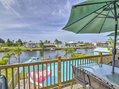 Waterfront Hernando Home w/ Private Dock for Boats