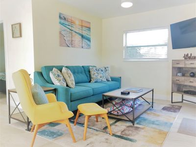 Photo for Close to the Miami Tennis Open, airport, cruise port, Fort Lauderdale home