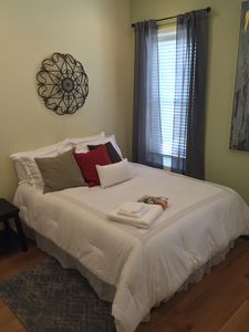 Photo for Luxury suite with private bath within walking distance to John Hopkins Hospital