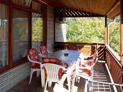 Photo for Apartment Regenbogen (FOD150) in Balatonfenyves - 6 persons, 3 bedrooms