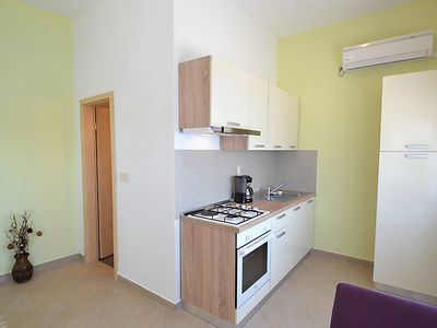 Photo for Vacation home Ana in Novigrad (Zadar) - 2 persons, 1 bedrooms