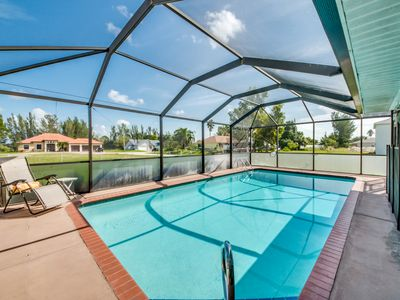 Photo for Roelens Vacations - Villa Nothing Fancy - Cape Coral
