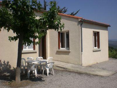 Photo for Cottage accessible to all 'Lake' House 5 pers. TRILLA Fenolheda South Cathar
