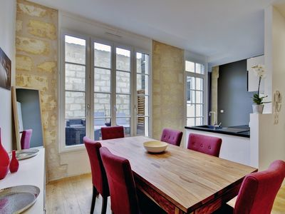 Photo for Les Halles - Two Bedroom Apartment, Sleeps 6