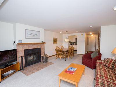 Photo for 2BR Condo Vacation Rental in Stowe, Vermont