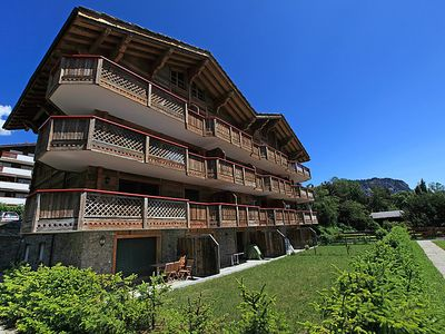 Photo for Apartment Ardève No 7 in Ovronnaz - 6 persons, 3 bedrooms