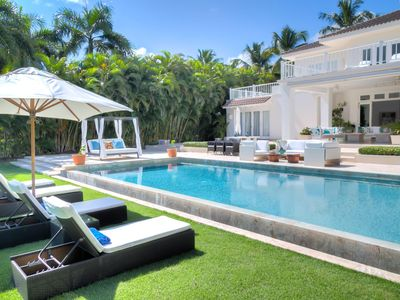 Spacious golfview Villa walking distance to the beach in Puntacana Resort & Club