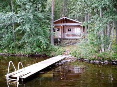 Photo for Vacation home Toijala (FIT068) in Tampere - 4 persons, 1 bedrooms