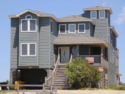 Photo for Family Friendly Oceanfront Home Located in the Heart of Nags Head - 687