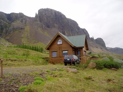 West Iceland, Spacious Comfort. Great View,