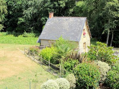 Photo for Vacation home Au Verger fleuri (HUD400) in Hudimesnil - 4 persons, 1 bedrooms