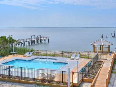 Photo for Brand New Studio Room -1 BR/1 BA With Amazing Views of River&Bald Head-Sleeps 4