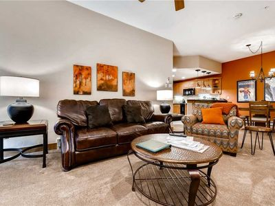 Photo for Charming Condo w/Onsite Pool, Hot Tubs, Fitness Center & Winter Shuttles!