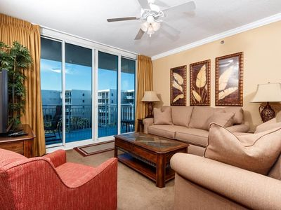 Photo for Waterscape A508: 2 BR / 2 BA condominium in Fort Walton Beach, Sleeps 8