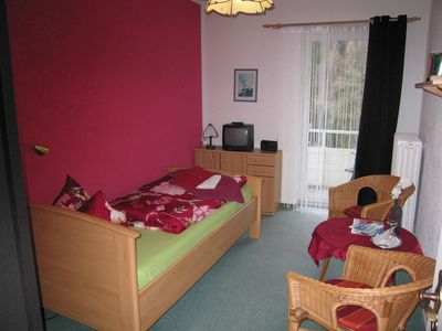 Photo for No. 14 - Single Room - Bergpension Haus Vogelsang