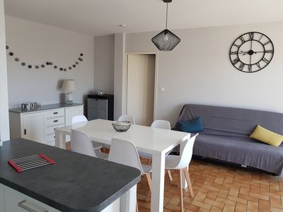 Photo for 1BR Apartment Vacation Rental in Mimizan, Nouvelle-Aquitaine