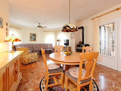 Photo for Vacation home Casa Jara in Calpe/Calp - 8 persons, 4 bedrooms