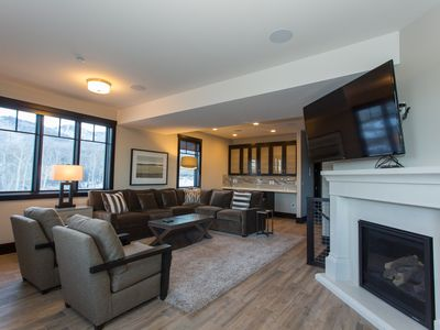 Photo for Fantastic new condo with stunning resort views