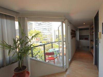 Photo for Great apartment with balcony near Roma and Condesa