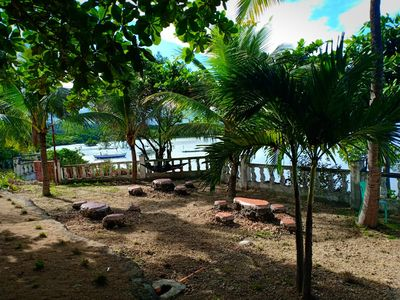 Photo for ADIVAYAN 315 by the ocean, middle of Moalboal and Badian, perfect location