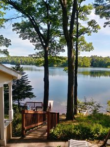 Photo for Summertime Fun!  Chandler's Dream - Spacious Cottage on Chandler Lake