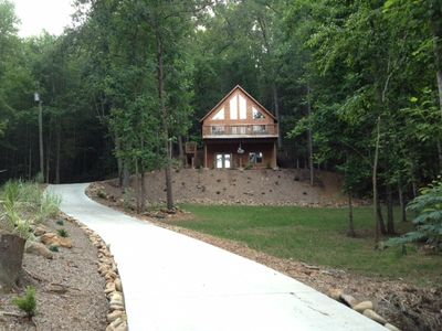 Photo for Gatlinburg Cabin Peaceful Private Paradise with Mountain View