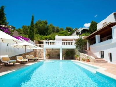 Photo for Fantastic Holiday Home with Sea View, Pool, Terrace, Garden and Wi-Fi
