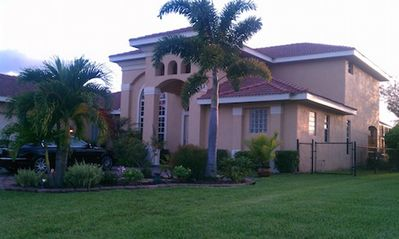 Photo for Stunning Seasonal 2 Story Sw Cape Coral Florida Gulf Access Vacation Home