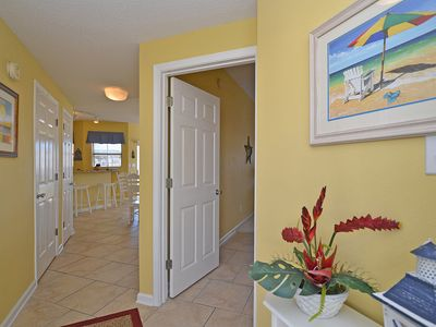 "Photo for Condo #9104 ""Pet Friendly"" Condo near pool, hot tubs and beach!"