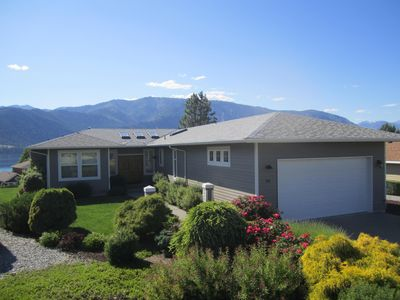 Photo for Wapato Point Uplake View Home - Across the Street from Pool & Park