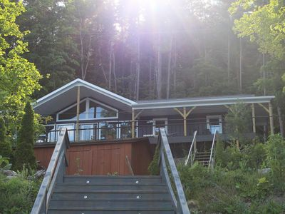 Photo for BRAND NEW LAKE FRONT VACATION HOME IN FINGER LAKES AREA