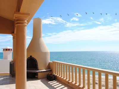 Photo for Beautiful Beach Front Home - 4 Bedroom / 3 Bath