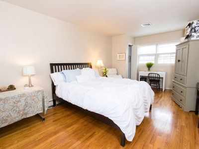 Photo for 1BR House Vacation Rental in Lawrence Township, New Jersey