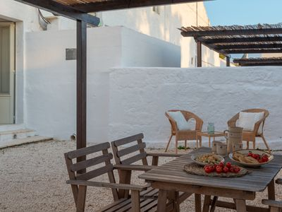 Photo for Sand Apartment in Masseria with pool