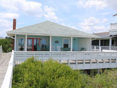 Photo for Clark – Relax and enjoy unobstructed ocean views from this classic beach home
