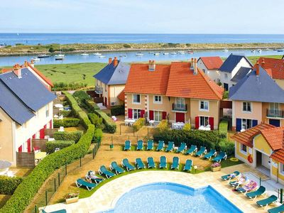 Photo for Residence Port Guillaume, Dives-sur-Mer  in Calvados - 6 persons, 2 bedrooms