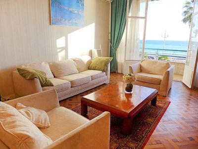 Photo for Apartment in the center of Nice with Lift, Internet, Washing machine, Air conditioning (109563)