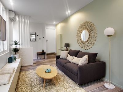 Photo for A Trendy 1-BDR Apartment in Montorgueil