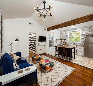 Walking distance to Piedmont Park and so much more!
