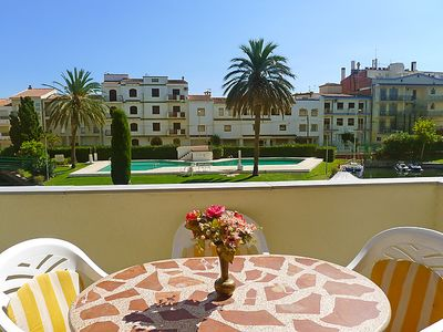 Photo for Apartment Port Sotavent in Empuriabrava - 4 persons, 2 bedrooms