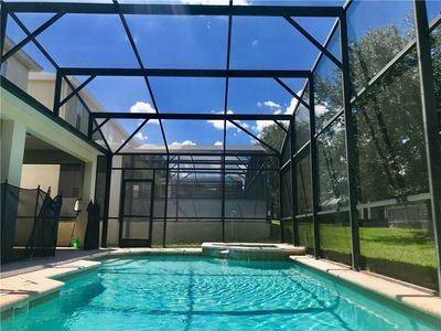 Photo for 7 Bedrooms w/ Wifi, Private Pool, New Water Park, just 3 miles from Disney by A plus
