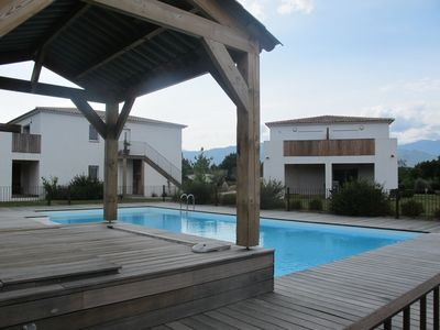 Photo for Pretty residence (Cala Rossa Park) of 12 housing, calm and sported