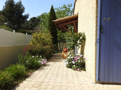 Photo for Villa with pool near Cassis, 5 minutes from the beaches, WIFI