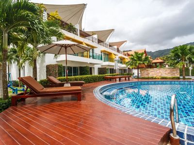 Photo for AP29 - Convenient Kamala holiday home with pool, gym and children playground