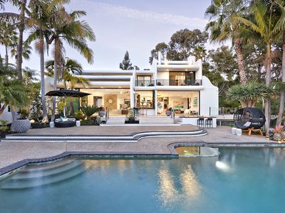 Photo for Modern Masterpiece with Ocean Views and Private Pool