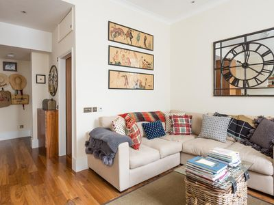 Photo for Fulham Road IX - luxury 1 bedrooms serviced apartment - Travel Keys