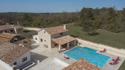 Photo for 3BR Villa Katun B, Istria w/ Jacuzzi
